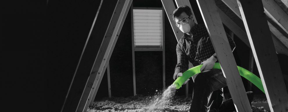 INS550LD-CAN Low Dust Loose Fill Attic Insulation