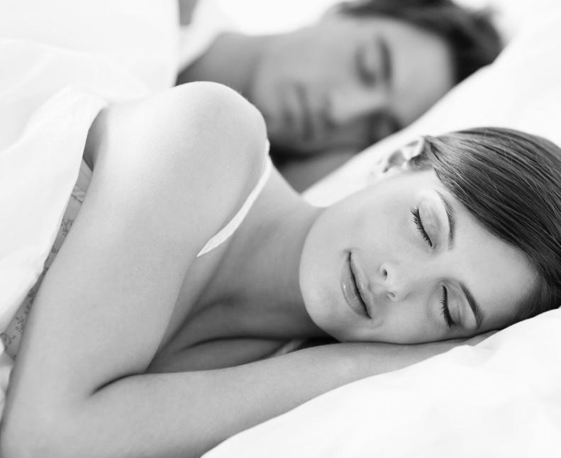 SANCTUARY MEANS BETTER SLEEP