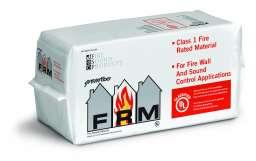FRM 100 Insulation and U370 Firewall Design